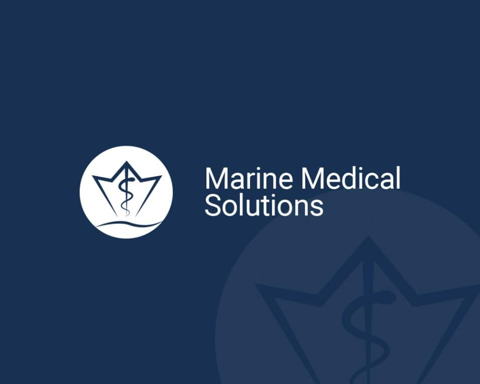 """Vorschau des Referenzprojekts """"Marine Medical Solutions"""" der Berliner Werbeagentur und Internetagentur Dive Designs"""