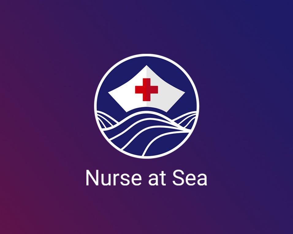 """Vorschau des Referenzprojekts """"Nurse at Sea"""" der Berliner Werbeagentur und Internetagentur Dive Designs"""